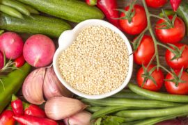 Is Organic Quinoa Nature's Perfect Food?