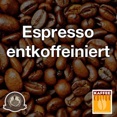 espresso-entkoffeiniert