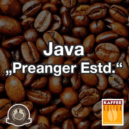 Java-Preanger
