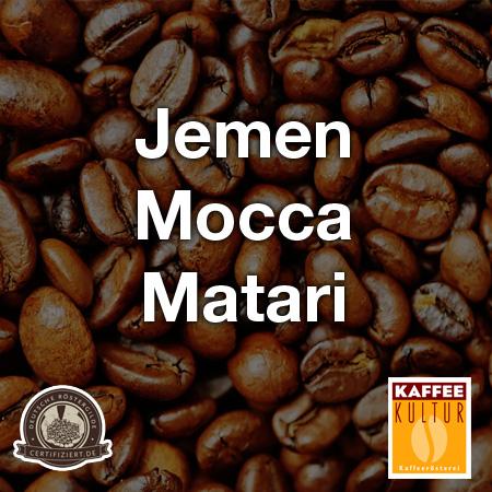 Jemen-Mocca-Matari
