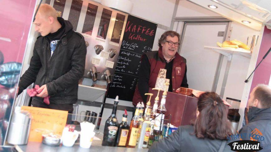KAFFEEKULTUR auf dem ersten Lüdenscheider Streetfood festival