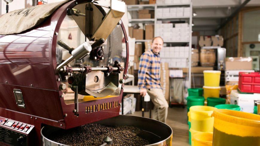 Die Geschichte der KAFFEEKULTUR Rösterei